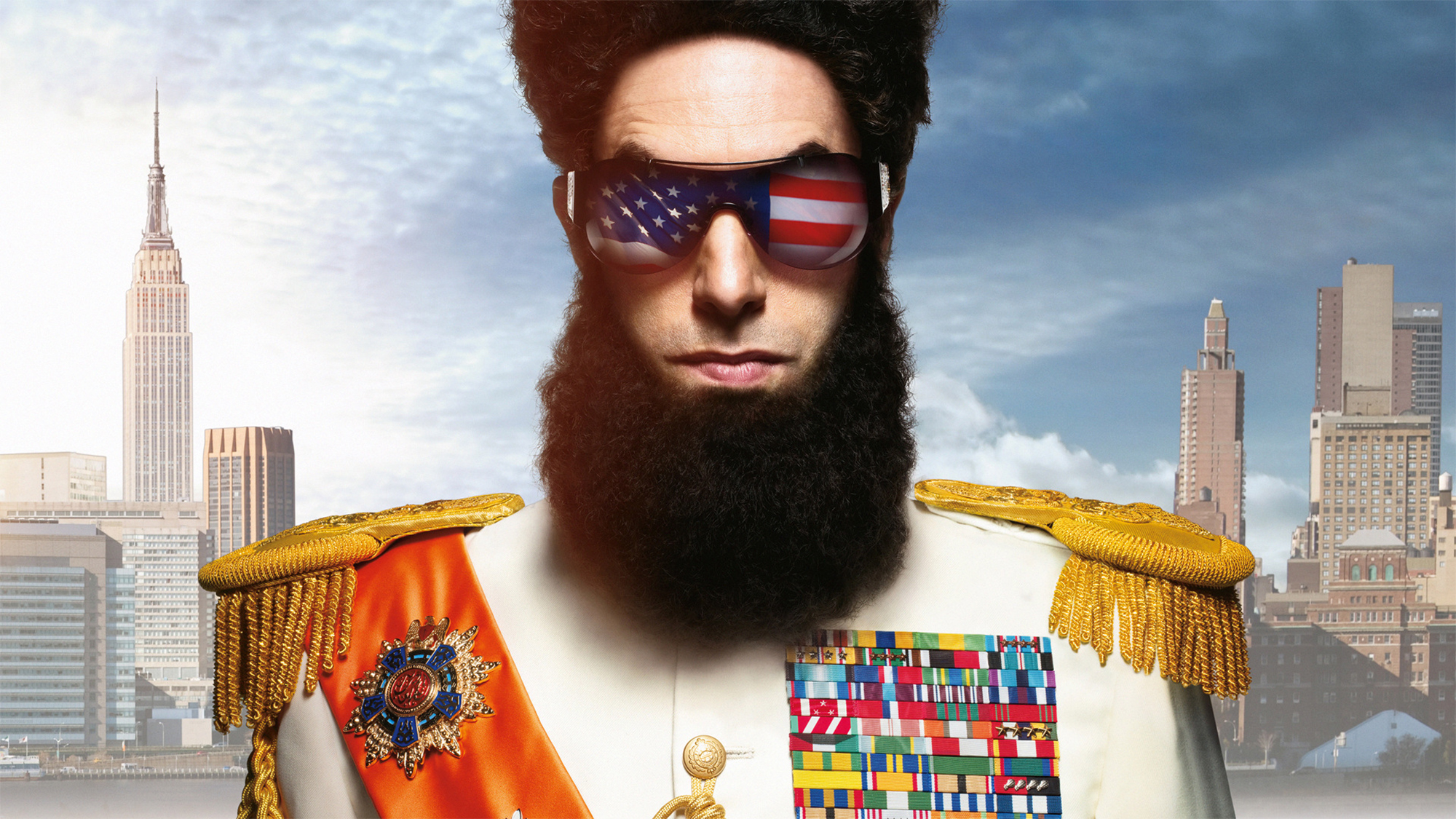 Диктатор — смотреть онлайн — кинопоиск.