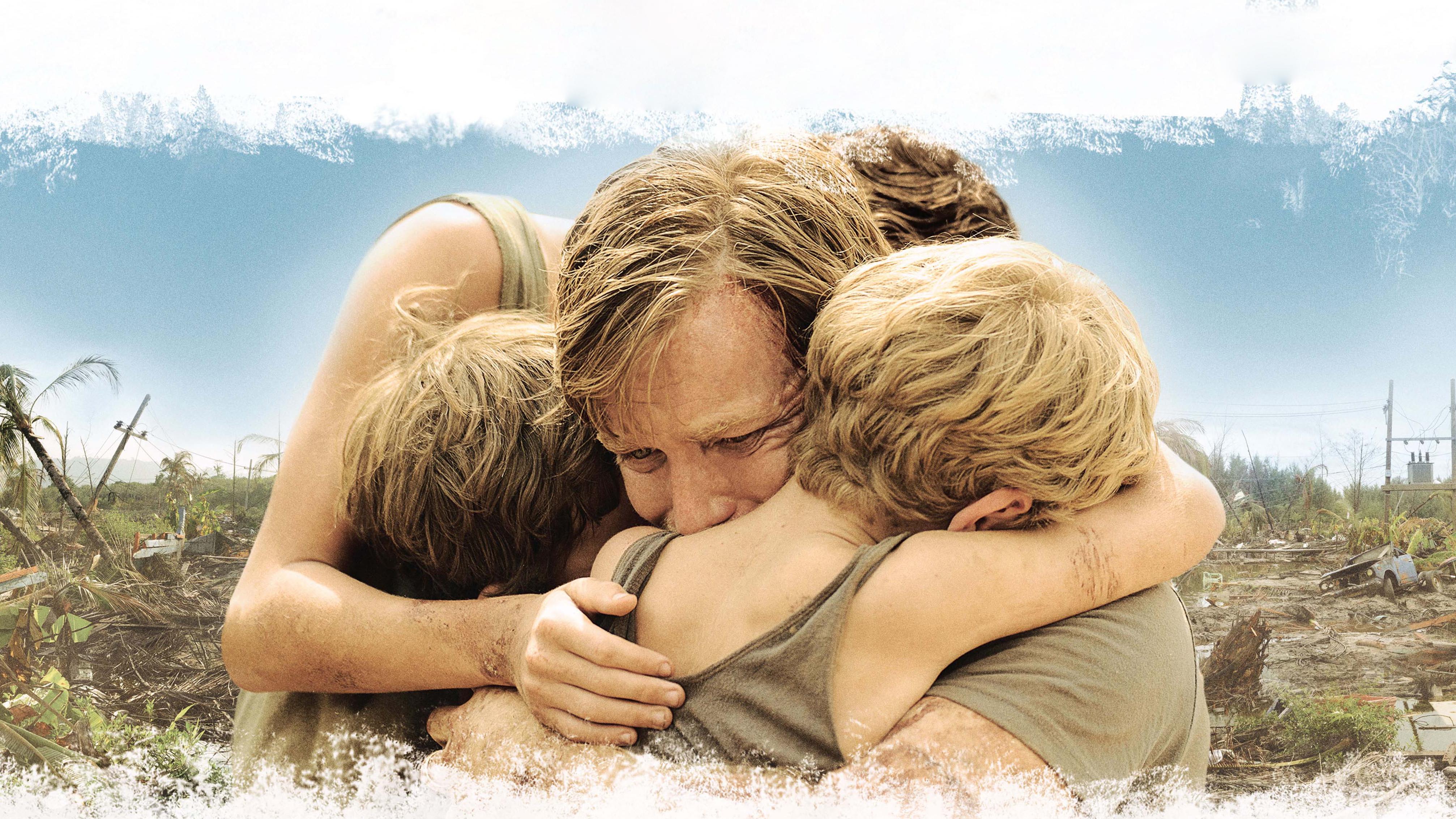 Фильм про семью в таиланде попавшую в цунами
