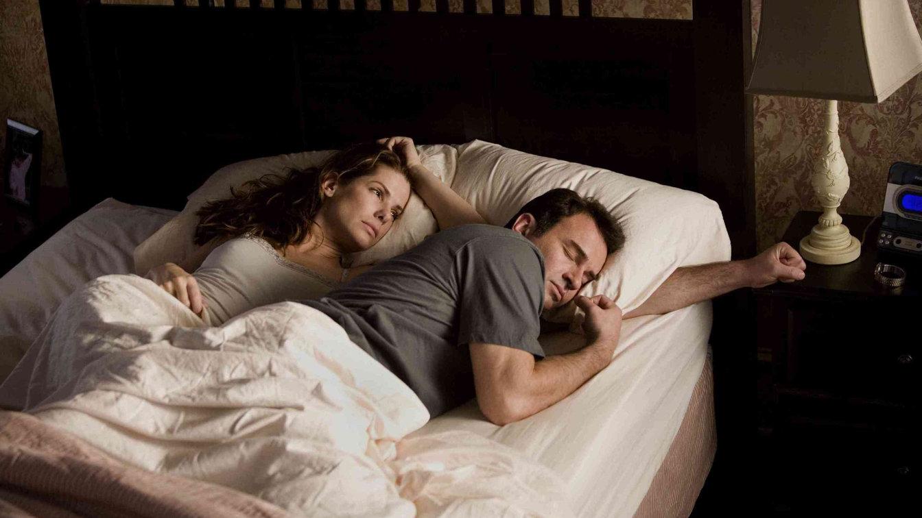фильм девушка спит работа