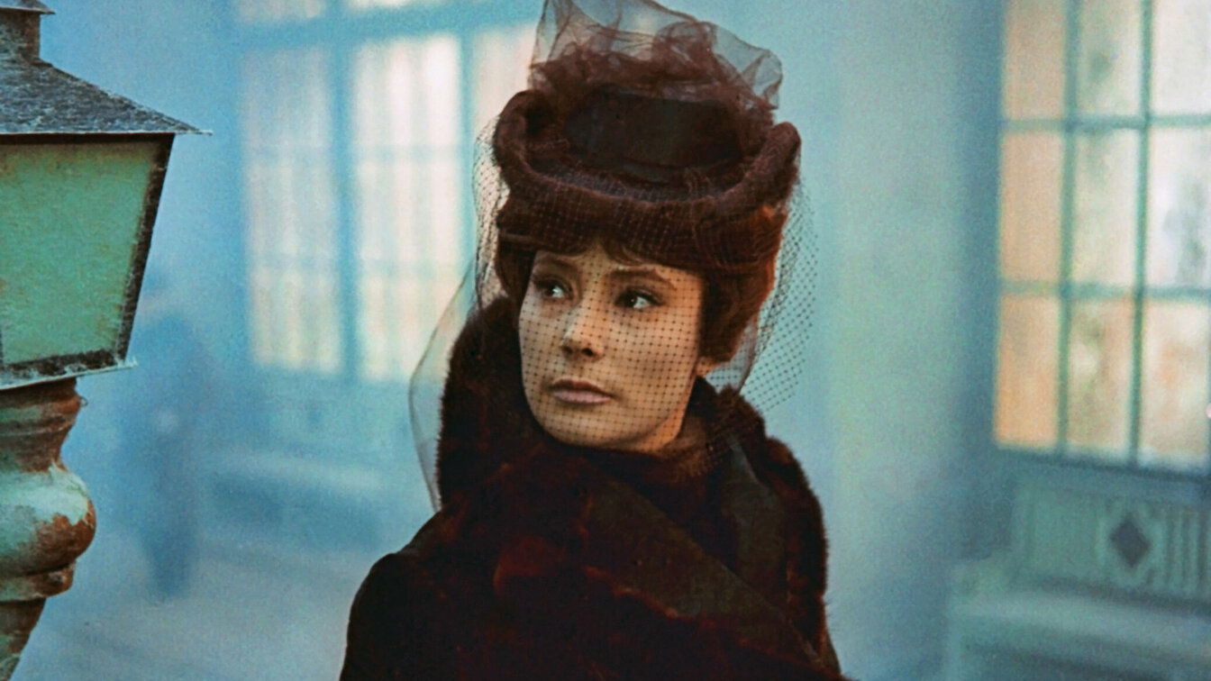 Анна Каренина (1967) – смотреть онлайн – КиноПоиск