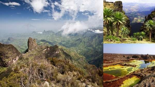 Природа Эфиопии: фото