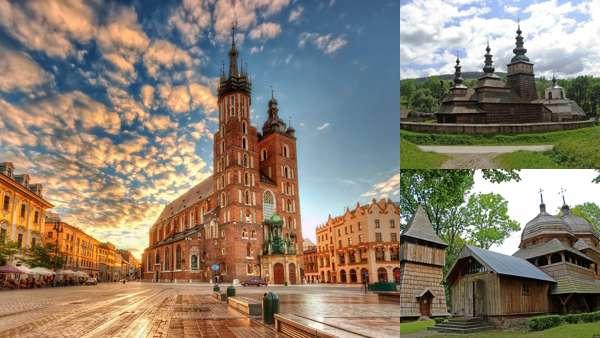 Храмы и соборы Польши