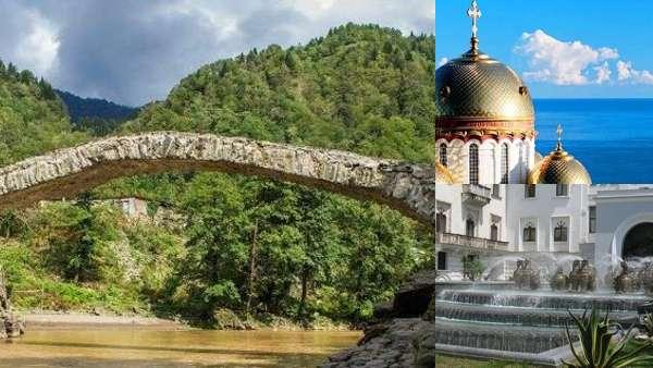 Абхазия: Отдых и достопримечательности  в странах мира