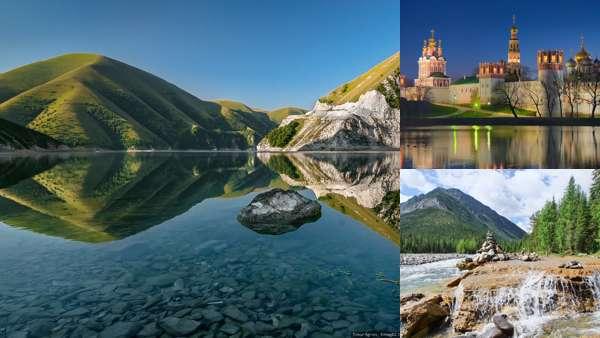 Путешествие  по России1