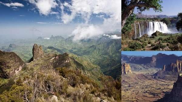 Фото природы: Эфиопия