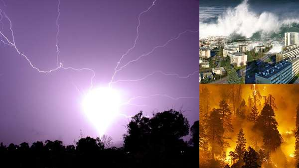 Фото природы: стихийные бедствия