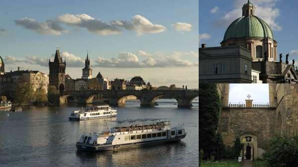 Храмы и соборы Чехии
