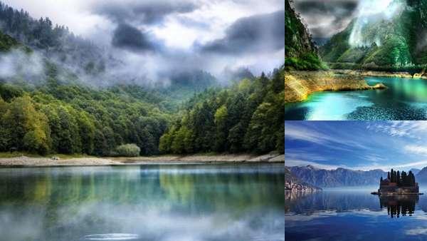 Удивительная природа Черногории