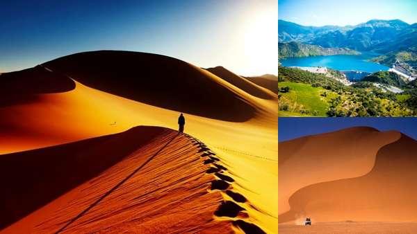 Природа Алжира (фото)