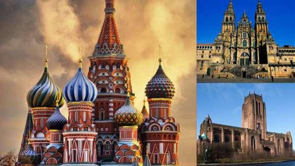Архитектура соборов Европы