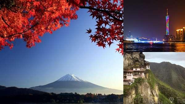 Путешествия по Азии новое
