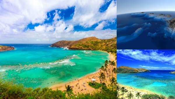 Гавайи - удивительное место на планете.