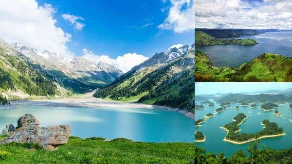 Озера Азии
