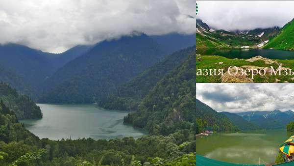 Абхазия страна души.