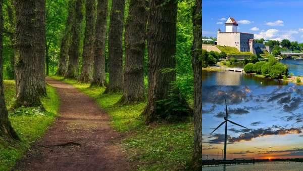 Лучшие места в Эстонии