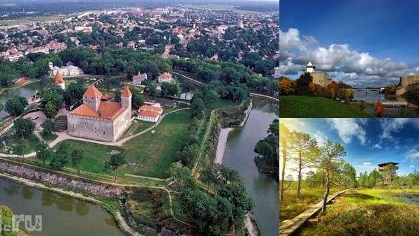 Путешествия по Эстонии