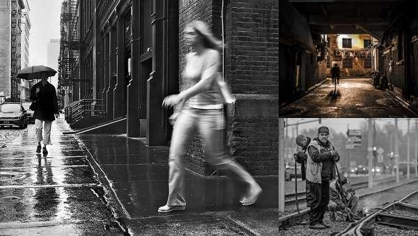 Уличный жанр фотографии