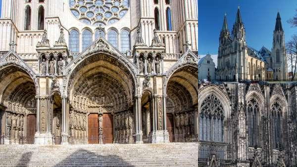 Архитектура. Готика в Европе