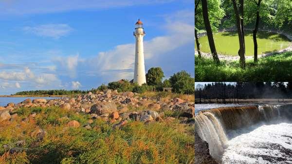 Магическая красота природы Эстонии