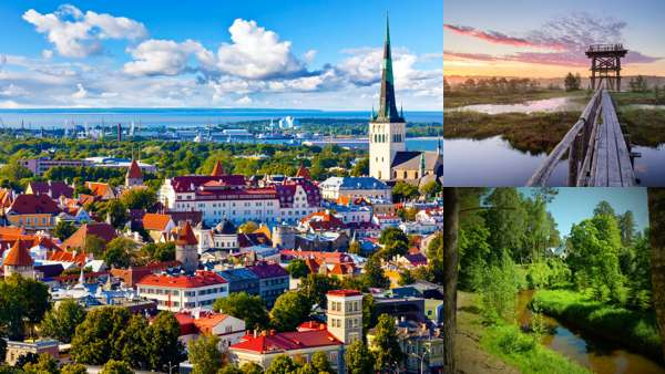 Природа Эстонии