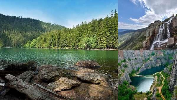 Природа Чехии: фото.