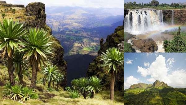 Фотографии природы: Эфиопия