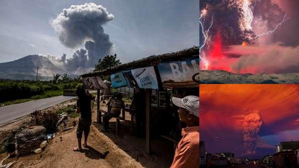 Фото стихийных бедствий