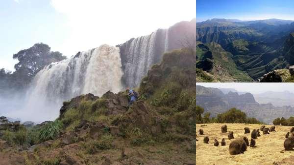 Достопримечательности Эфиопии