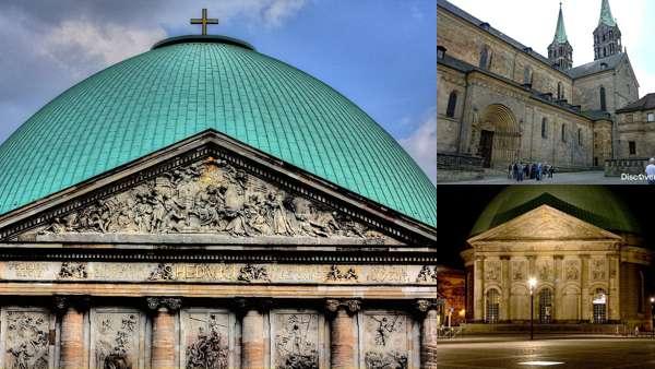 Архитектура храмов и соборов Германии