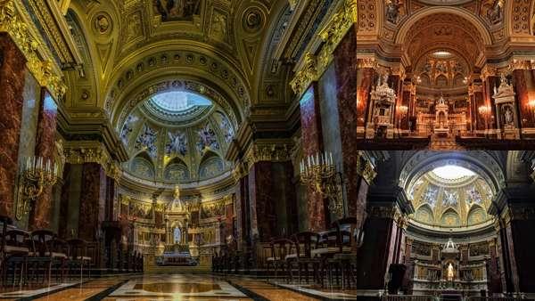 Базилика Святого Иштвана, Венгрия