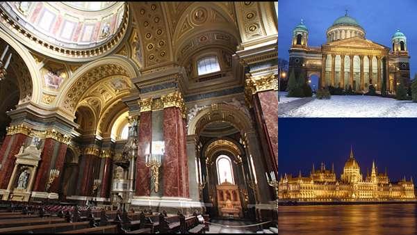 Архитектура храмов и соборов Венгрии