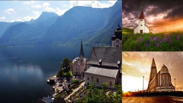 Церкви и храмы Европы