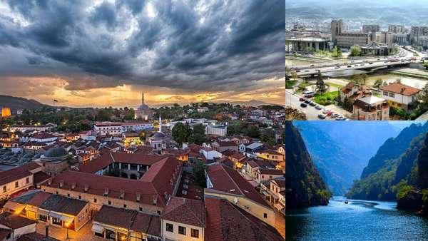 Туристические места Скопье
