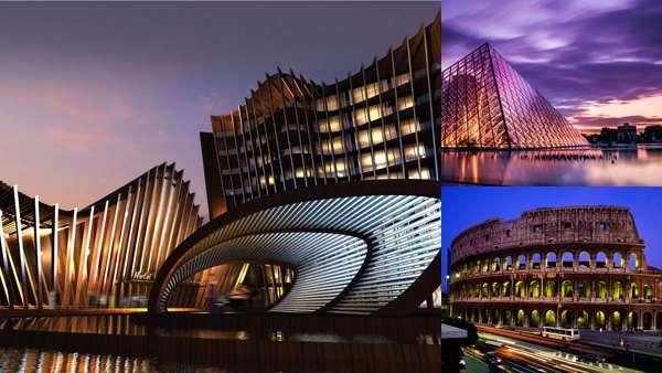 Красоты современной архитектуры