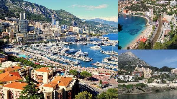 Выбраться из суеты: новогоднее авто путешествие Монако - Ницца - Канны