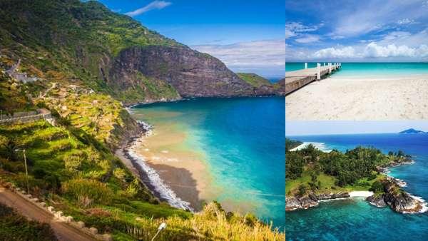 Фотографии островов