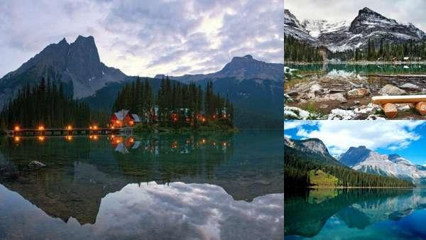 Йохо Национальный парк, Канада