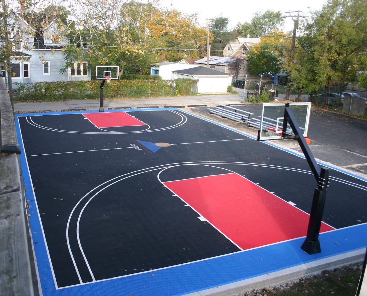 Картинки баскетбольные площадки, февраля детском саду