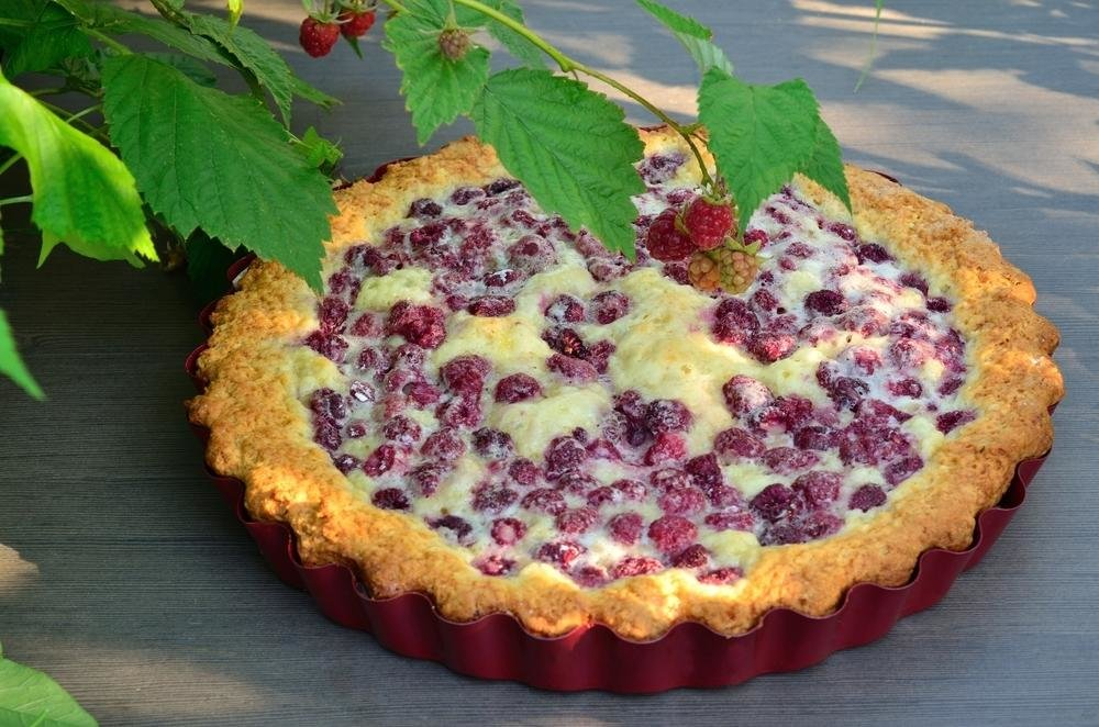 тем, пироги из малины рецепт с фото стратегии техники работы