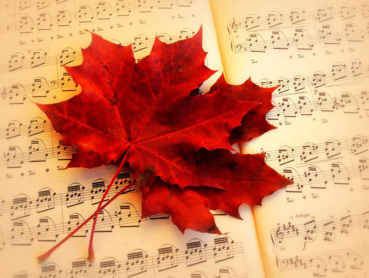 Восьмому марта, картинки музыка и осень