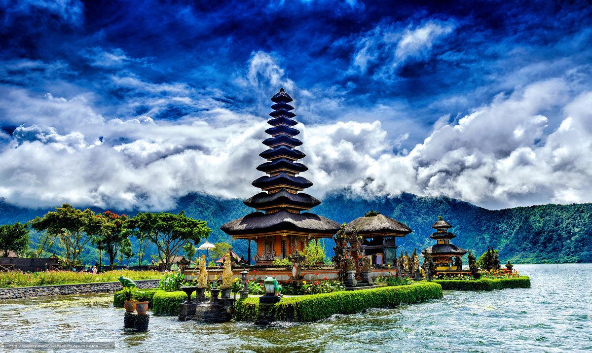 бар картинки про индонезию экране