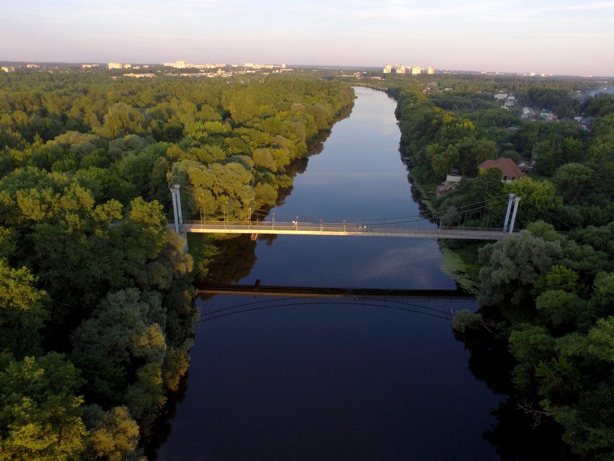 вместо брянские мосты фото казацких