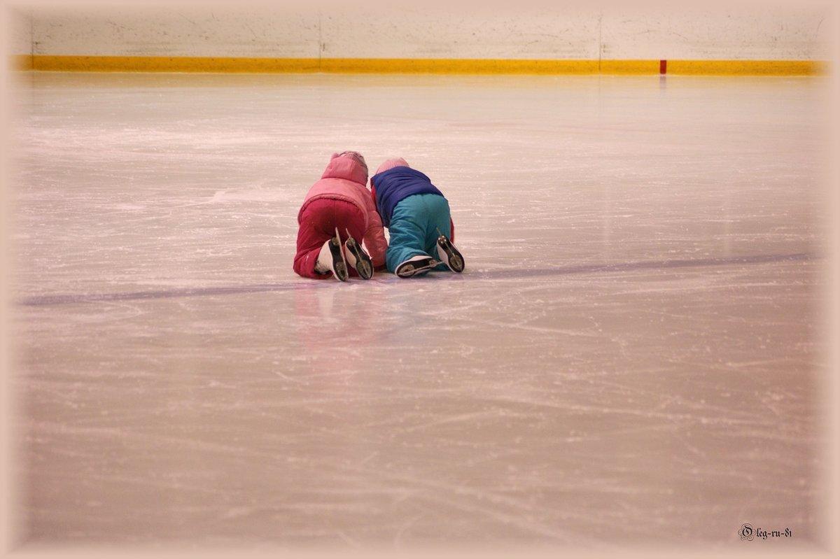 Смешные картинки на льду