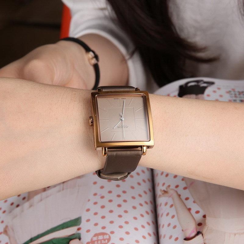 Наручные часы ника  и выглядят они… ну прямо так, как я это себе представляла.