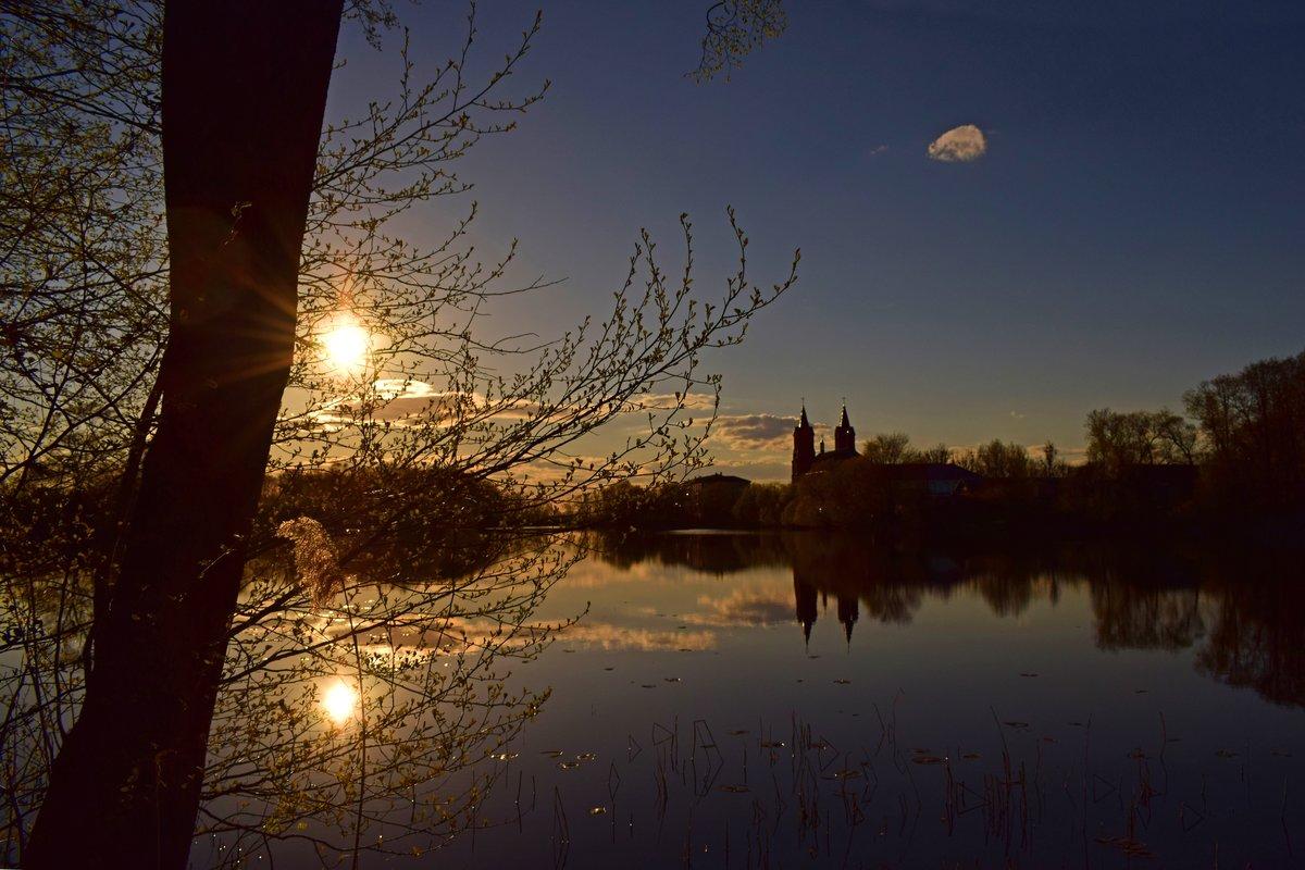 рассказы способны умопомрачительные фото пейзажа весеннего вечера этой нежной акварели