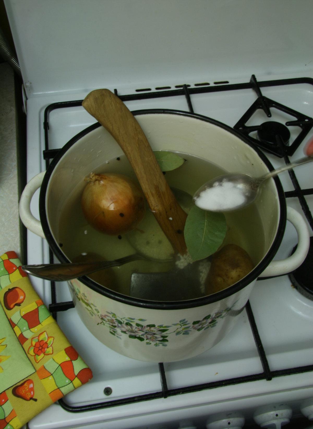 Маме сделанный, прикольная картинка про суп