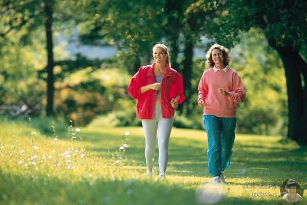 Быстрая ходьба и похудение форум