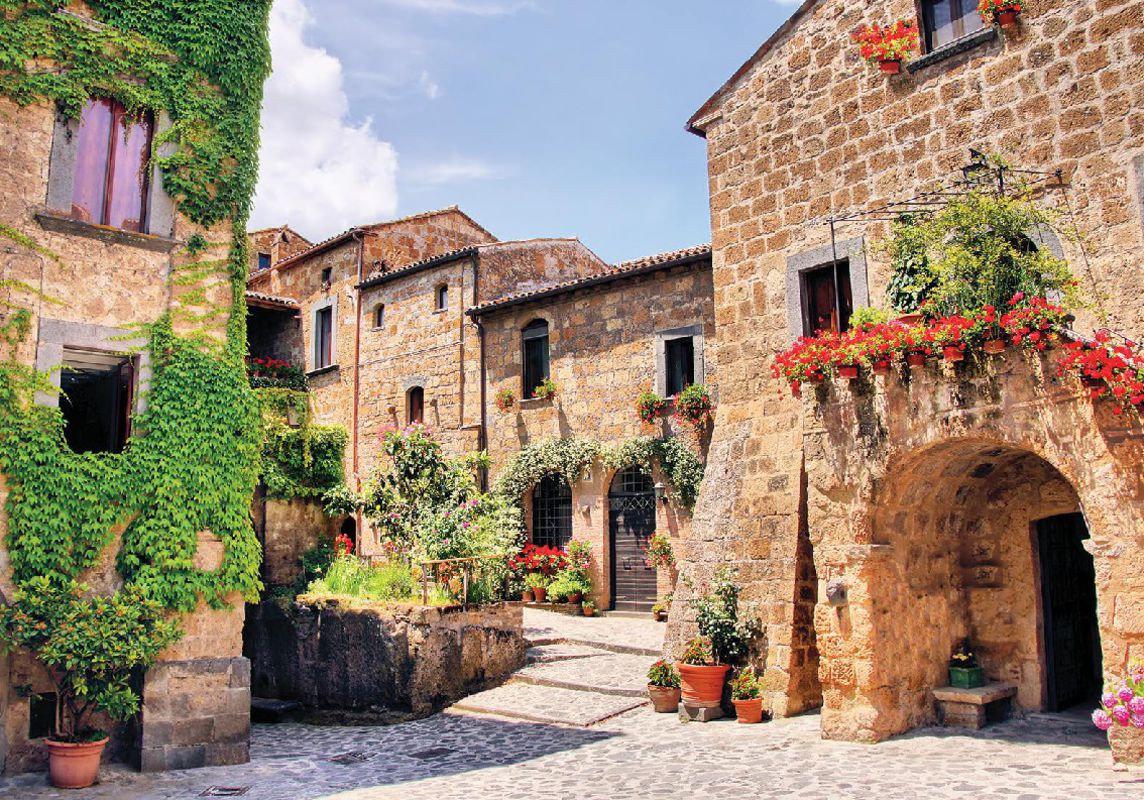 Картинки красивые старинные города