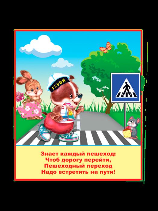 Правила дорожного движения в картинках для детей дошкольного возраста, застрелиться