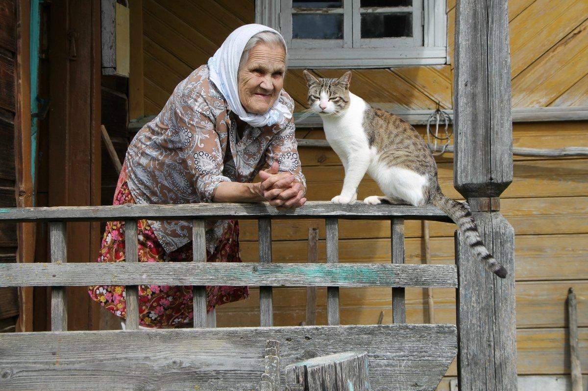 Прикольные, картинки в деревне у бабушки